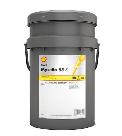 Shell Mysella S5 S40