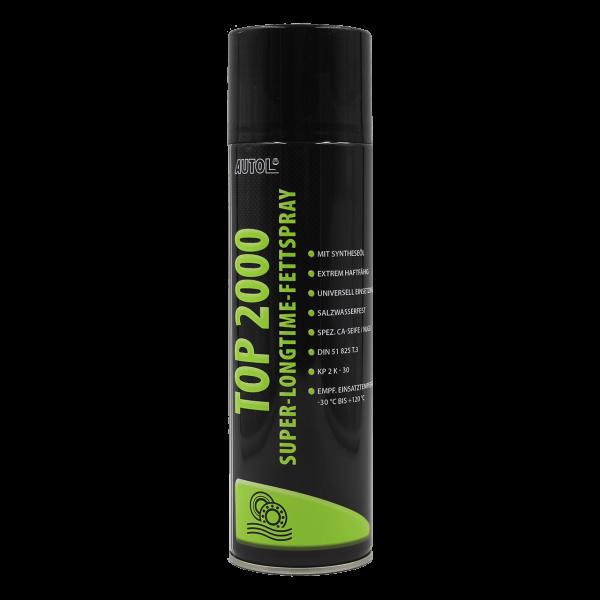Autol Top 2000 Fettspray 500ml Dose