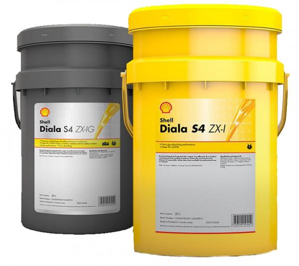 Shell Diala S4
