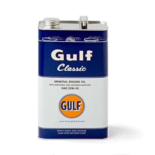 Gulf Classic 20W-50